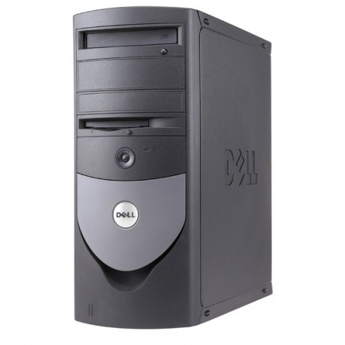 PC Second Hand Dell OptiPlex GX270, Tower, Pentium 4, 2,8GHz, 1GB DDR, 40GB HDD, DVD-ROM