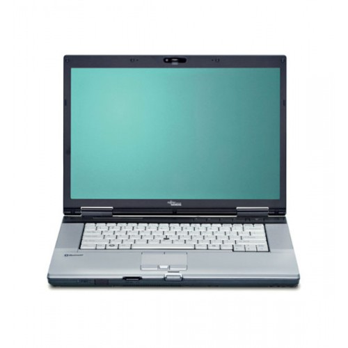 Laptop Fujitsu Siemens LifeBook E8410, Intel Core 2 Duo T8300, 2.4Ghz, 1Gb DDR2, 80Gb HDD, DVD-RW