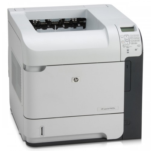 Imprimanta Monocrom SH HP LaserJet P4015dn, 1200 x 1200 dpi, 52 ppm A4