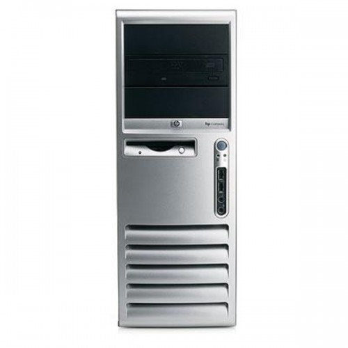 HP Compaq DC7700 Sh, Intel Core 2 Duo E6300, 1.86Ghz, 2Gb, 160Gb DVD-RW