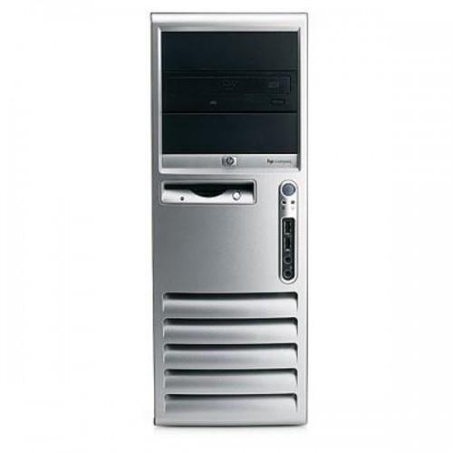 Calculator SH HP Compaq DC7700, Intel Core 2 Duo E6300, 1.86Ghz, 2Gb, 160Gb DVD-RW