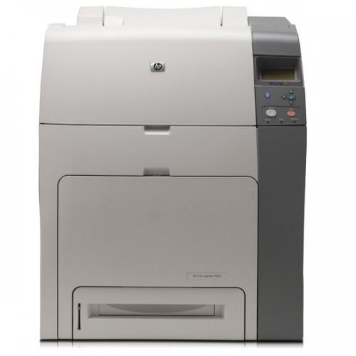 Imprimanta Sh Laser Color HP LaserJet 4700dn, 30 ppm, USB, Retea, Fara Duplex