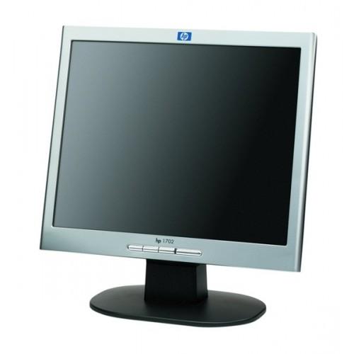Monitor LCD SH HP 1702, 17 inci LCD/TFT, timp de raspuns 25 ms, 16 milioane culori