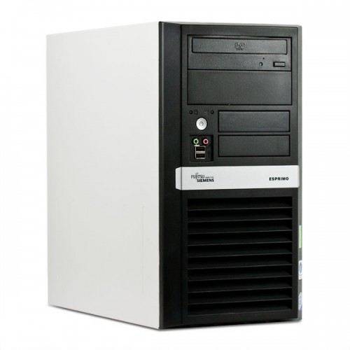Calculator SH Fujitsu Siemens Esprimo P2501, Intel Celeron 3.06Ghz, 3Gb, 80Gb, DVD-ROM