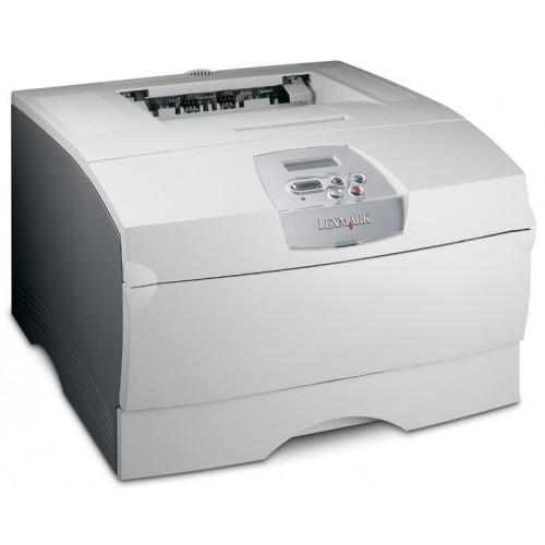 Oferta la SH Imprimanta laser monocrom Lexmark T430DN, Duplex, Retea, 30 ppm, USB, Paralel