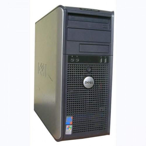 PC Desktop DELL OptiPlex GX520 Tower, Pentium D Dual Core 2.66 GHz, 2GB DDR2, 80GB HDD, DVD-ROM ***