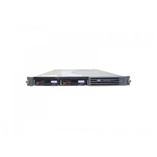 Servere HP Proliant DL360 G4, 2x Intel Xeon 3.4Ghz, 2x 146Gb SCSI, 3Gb RAM, CD-ROM, Smart 6i