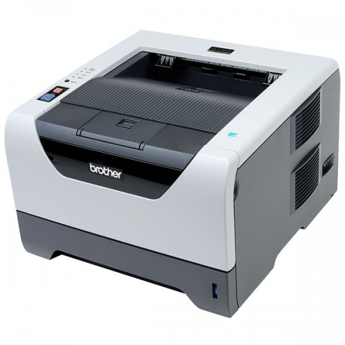 Imprimanta SH Laser Monocrom Brother HL-5350DN, Duplex, Retea, USB, 1200 x 1200 dpi, Cartus Nou 8K, Unitate Drum Noua
