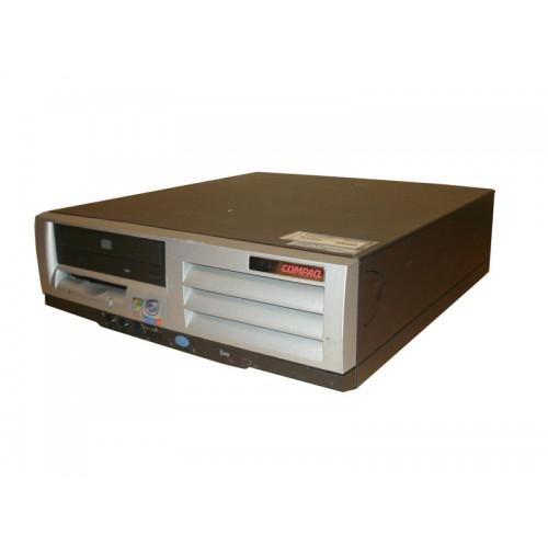 Unitate PC SH HP Compaq D510, Intel Pentium 4 2.0Ghz, 1Gb DDR, 20Gb HDD, CD-ROM