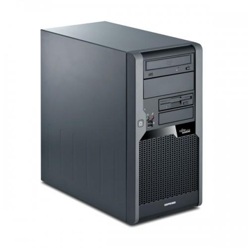 Calculatoare Fujitsu P5731, Core 2 Duo E8400 3.0Ghz, 4Gb, 160Gb, DVD-RW