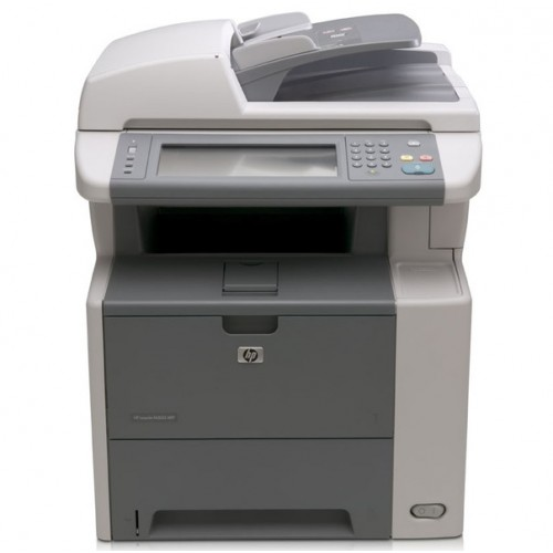 Imprimante Sh Multifunctionale Laser HP M3035xs MFP, Copiator, Scanner, 35 ppm, 40 - 120Gb HDD, lipsa tava ADF