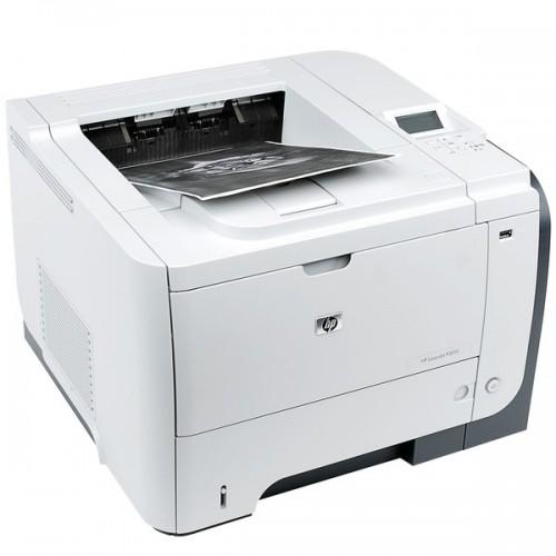 Imprimanta Laser Sh, HP P3015n, Retea, Duplex, USB, 42 ppm, 1200 x 1200 dpi