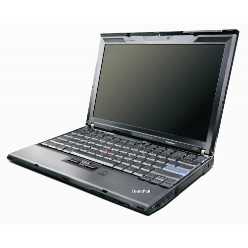 Laptop SH Lenovo X201i, Intel Core i3-390M, 2.66Ghz, 4Gb DDR3, 160Gb HDD, 12.1 Inch ***