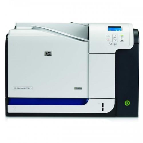 Imprimanta Laser HP Color LaserJet CP3525N, 30 ppm, 1200 x 600 dpi, USB, Retea