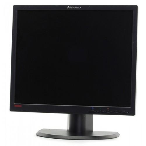 Lenovo ThinkVision L1900PA, LCD, 19 inch, 1280 x 1024, 5ms, VGA, DVI