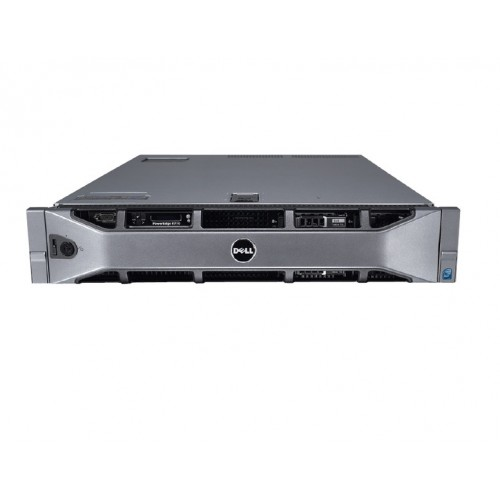 Server SH Dell PowerEdge R710, 2x Intel Xeon Processor E5520 , 2.26Ghz, 64Gb DDR3 ECC, 4x 300Gb SAS, 2x 256Gb SSD, Raid Perc 6i