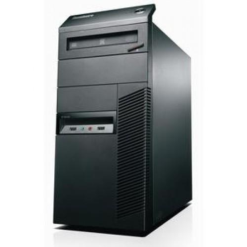 Calculatoare Lenovo Thinkcentre M81p Tower, Intel Core i5-2400, 3.1Ghz, 4Gb DDR3, 250Gb HDD, DVD-RW