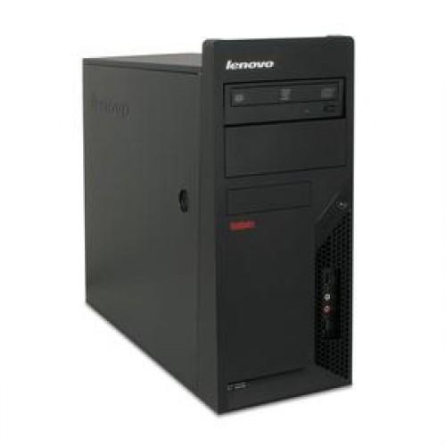 PC Lenovo M57 Tower, Intel Core 2 Duo E6550, 2.33Ghz, 1Gb DDR2, 160Gb, DVD-RW