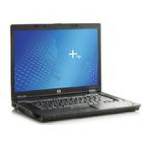Laptop SH HP NC8430, Core 2 Duo T7400 2.16Ghz, 4GB DDR2, 100 GB HDD, 15 inci, DVD-RW, Lipsa capac balama stanga