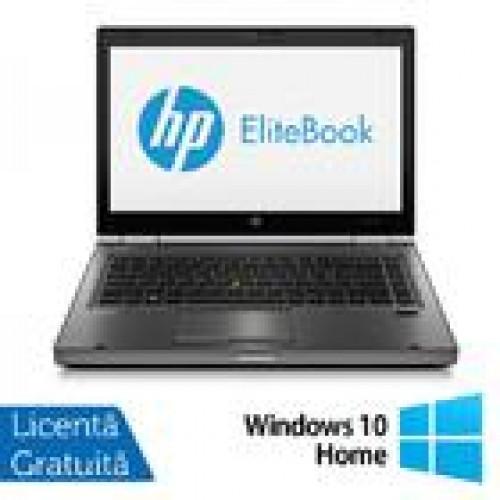 Hp EliteBook 8470p, Intel Core i5-3210M Gen. 3, 2.5GHz, 8Gb DDR3. 320Gb SATA, DVD-RW, 14 inch LED-Backlit HD + Windows 10 Home