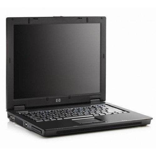 Laptop SH HP NX6310 Notebook, Intel Celeron 410, 1.46Ghz, 512Mb, 40Gb, Combo, 15 inch Fara baterie