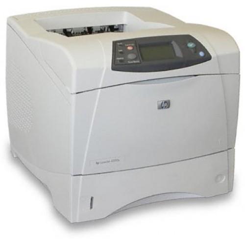 Imprimanta SH HP LaserJet 4200n, Retea, 35 ppm, 1200 x 1200 dpi