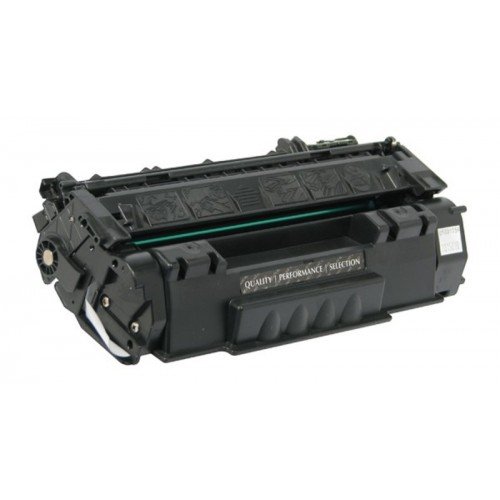 Cartus laser compatibil HP Q5949X, culoare negru