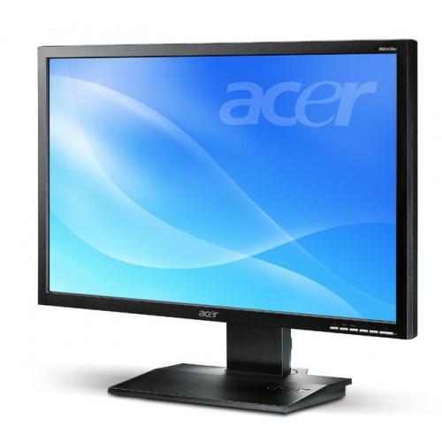 Monitoare SH LCD Acer B243W, 24 inch, 1920 x 1200, VGA, DVI, 16.7 milioane culori