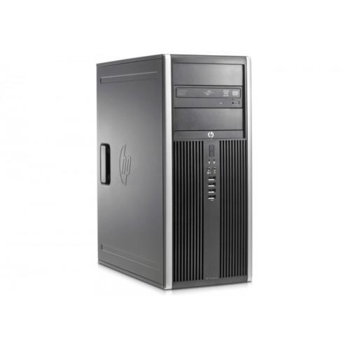 Hp 8200 elite tower, Intel Core i5-2400 3.1Ghz, 4Gb DDR3, 250 Gb SATA, DVD-ROM
