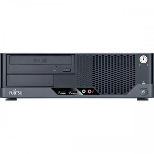 Fujitsu Esprimo E7935,  Intel Pentium Dual Core E6300 2.8Ghz, 1Gb DDR2, 160Gb HDD, DVD-ROM
