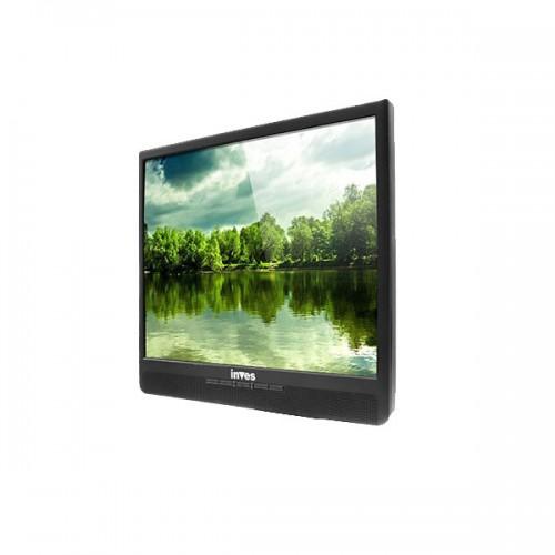 Monitor SH Inves TJ777, Boxe incorporate, 17 inch LCD, VGA, Permite montare pe perete, Fara picior