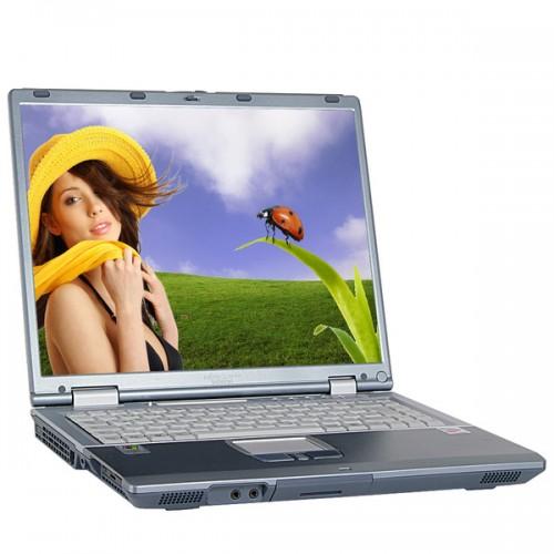 Laptop Fujitsu Siemens E4010, Intel Pentium M 1.6ghz, 512Mb RAM, 60Gb HDD, Combo