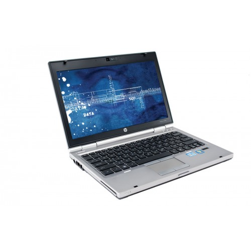 Laptop Hp EliteBook 2560p, Intel Core i5-2410M 2.3Ghz, 4Gb DDR3, 160Gb SATA, DVD-RW