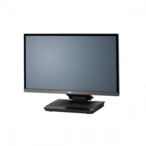Monitor SH Fujitsu Siemens B24W-5, 24 inci, LCD, 1920 x 1200, DVI, VGA, Grad B