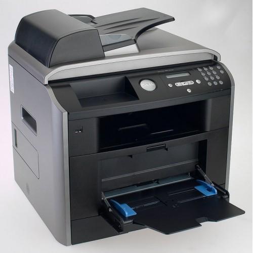 Multifunctionala Sh monocrom DELL 1815dn, Imprimanta, Copiator, Scanner, Fax, Duplex, Retea, USB, A4