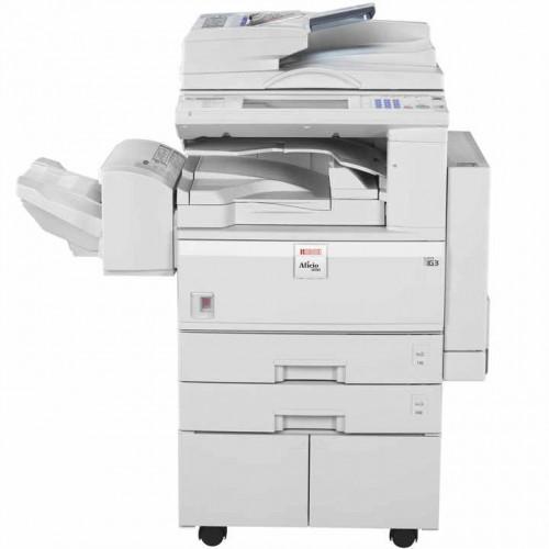 Multifunctionala Sh RICOH Aficio 2027, Imprimanta, Scanner, Fax, Copiator, 27 ppm, Paralel, Duplex, A3