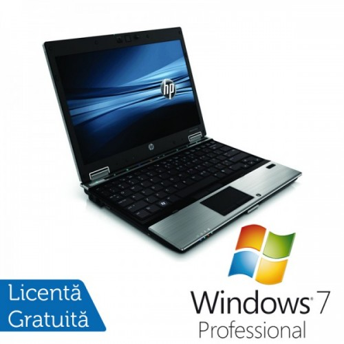 Notebook HP EliteBook 2540p, Intel Core i7 640LM, 2.13GHz, 4Gb DDR3, 160Gb SATA, DVD-RW, Windows 7 Professional