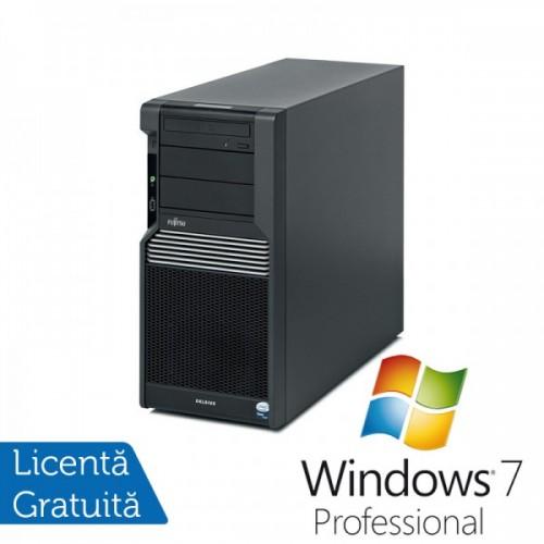 PC Fujitsu R570, Intel Xeon Six Core X5650 2.66Ghz, 24Gb DDR3 ECC, 300Gb SSD + 2Tb HDD, GeForce GTX 970 + Windowa 7 PRO