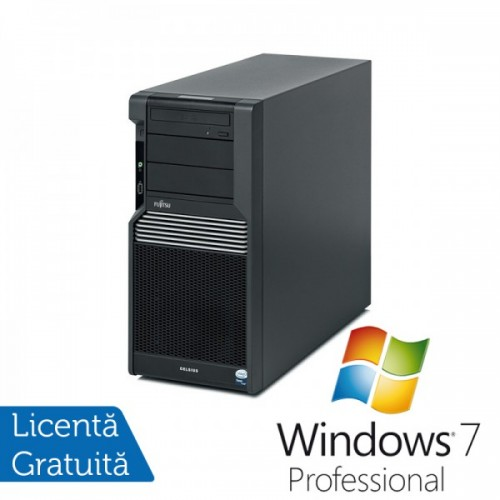 PC Fujitsu R570, Intel Xeon Six Core X5650 2.66Ghz, 16Gb DDR3 ECC, 300Gb SSD + 2Tb SATA, GeForce GTX 970 + Windows 7 PRO