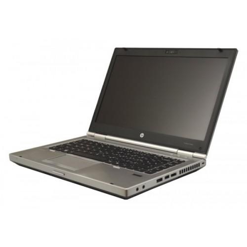 """LaptopLaptop HP EliteBook 8460p, Intel Core i5 2520M 2.5 GHz, 4 GB DDR3, 500 GB HDD SATA, AMD Radeon HD 7400M,Display 14"""" SH"""