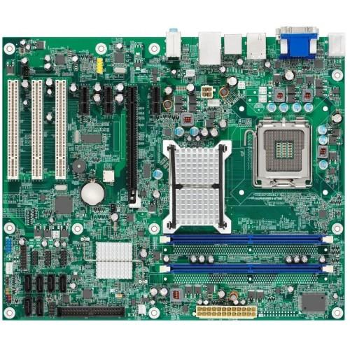 Placa de baza Intel DG43NB + Procesor Intel Dual Core E5300 2.6Ghz, Socket LGA775 + Cooler