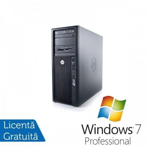 Gaming PC HP Z210, Intel Core I7-2600 Gen. II, 3.40Ghz, 8Gb DDR3, 1Tb SATA, DVD-RW, GeForce GTX 750 + Windows 7 Professional
