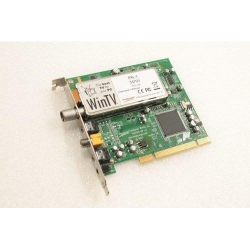 TV-TUNER SH PAL-B/G-I-D/K-SECAM 34519 Internal TV Tuner PCI Card
