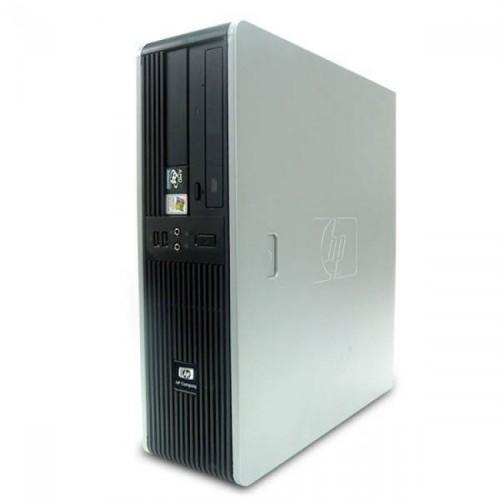 Calculator SH HP DC5750, AMD Athlon x2 4000+, 2.1Ghz, 2Gb DDR2, 80Gb SATA, DVD-ROM, SFF
