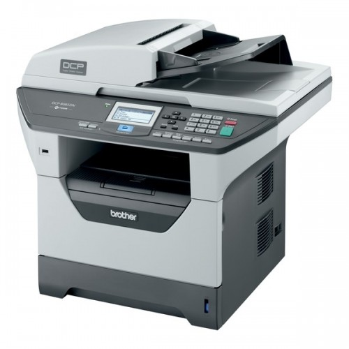 Multifunctionala Laser Brother SH DCP-8085DN, Monocrom, 32 ppm, Copiator, Scanner, 1200 x 1200 dpi