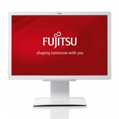 Monitor SH Fujitsu Siemens B22W-5, LCD 22 inch, 5 ms, Widescreen, 1680 x 1050, VGA, DVI, Grad A-