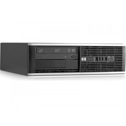 HP Compaq 6000 Pro MINITOWER, Intel Core 2 Quad Q6600, 2.40Ghz, 4Gb DDR3, 250Gb, DVD-ROM