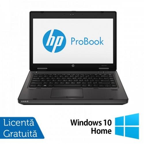 Laptop HP ProBook 6470b, Intel Core i5-3210M Gen. a 2-a 2.5GHz, 4Gb DDR3, 500Gb HDD, DVD-RW, Wi-Fi, 14 Inch + Windows 10 Home