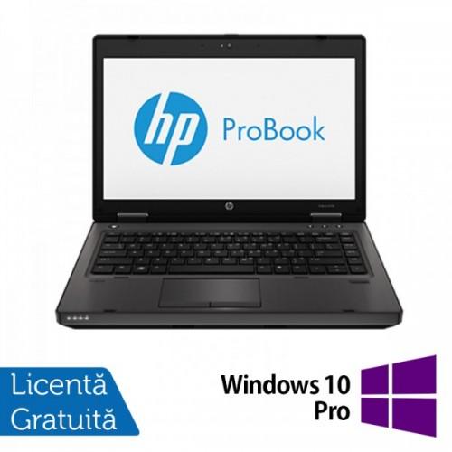 Laptop HP ProBook 6470b, Intel Core i5-3210M Gen. a 2-a 2.5GHz, 4Gb DDR3, 500Gb HDD, DVD-RW, Wi-Fi, 14 Inch + Windows 10 Pro