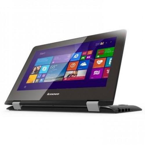 Laptop SH Lenovo Yoga 300 Intel Celeron Dual Core N2840 2.16 GHz 2GB DDR3 32 GB SSD 11.6 inch HD MultiTouch Bluetooth Webcam Windows 8.1